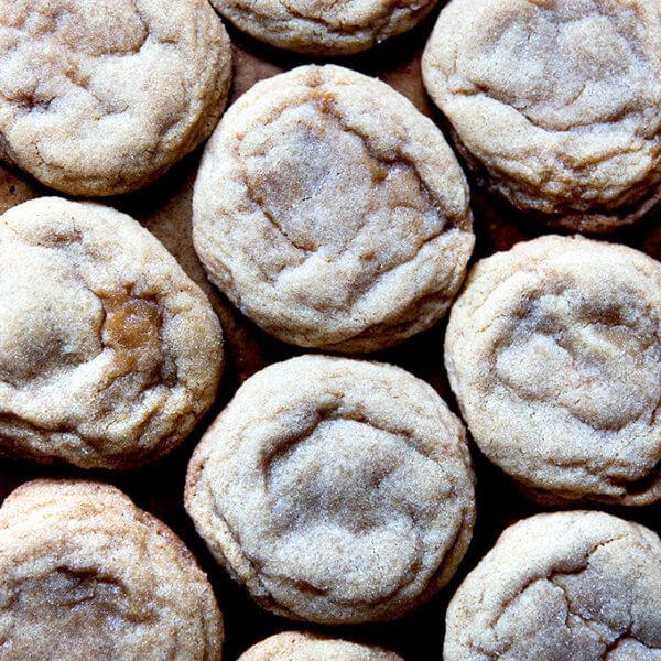 Sarah Kieffer's brown sugar cookies.