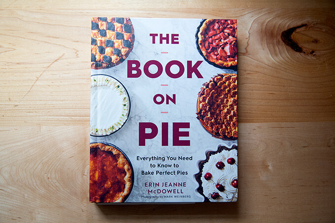 The Book on Pie