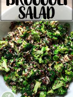Best broccoli salad.