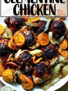 Clementine Chicken.